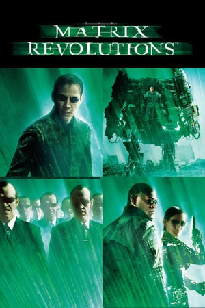 Matrix 3 Revolutions